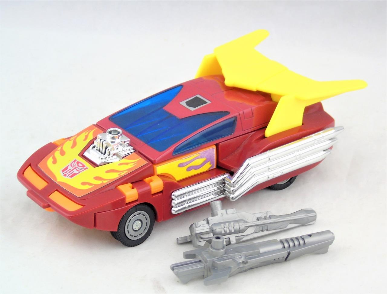 Transformers Original G1 1986 Autobot auto caliente Rod completare