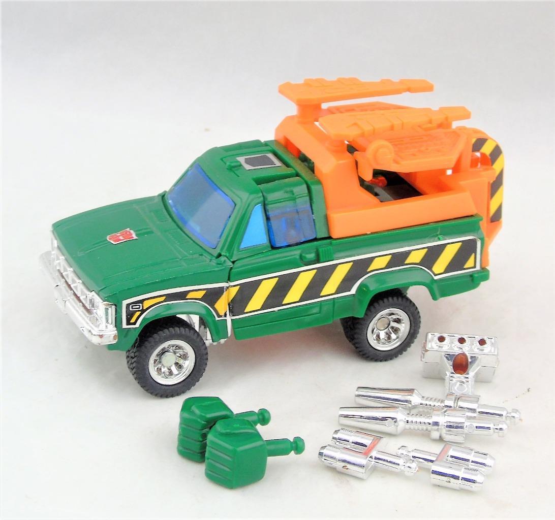 Transformers Original G1 1985 Palan de voiture Autobot complet
