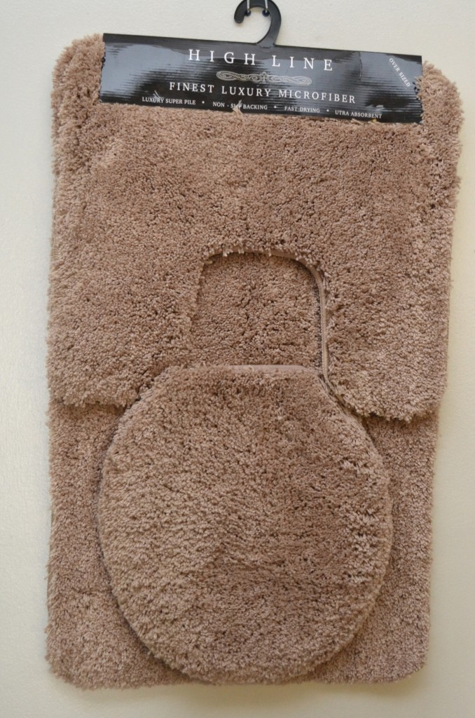 Bath Rug Set Walmart: Plush 3 Pcs Bathroom Rug Set High Quality Beige Green Hot