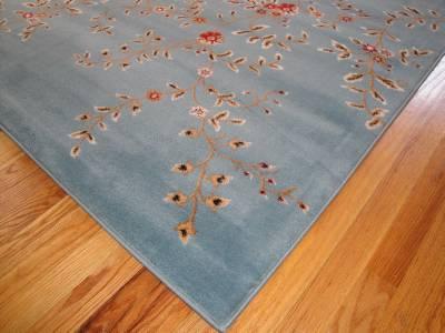 Blue Vine Area Rugs Floral Oriental Rugs Burgundy Carpet