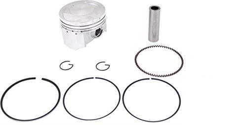 67mm 167fmm piston rings kit honda cg250 250cc atv quad go