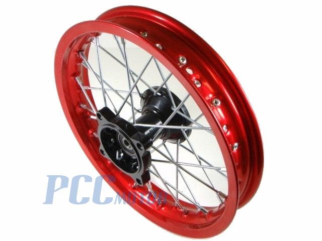 14 Quot Front Red Rim Honda Sdg Ssr 125cc Pit Bike Rm08r