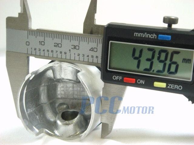 NEW 44mm Piston Rings Kit 49CC ATV Dirt Pocket Super Bike H PK02