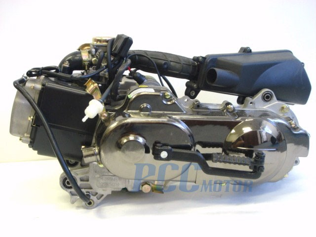 50CC 4 STROKE GY6 SCOOTER ENGINE 139QMB MOTOR AUTO CARB GY6-50S
