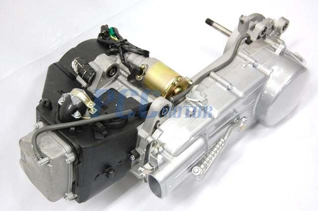 150cc gy6 scooter atv go kart engine motor 150 cvt short case engine rh ebay com Chinese Scooter Wiring Diagram Chinese Scooter Wiring Diagram