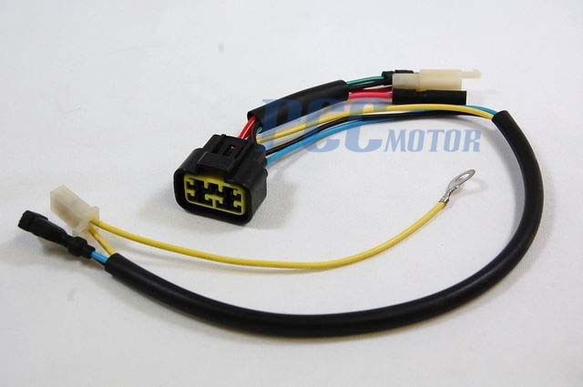 150cc engine wire wiring harness xr50 crf50 lifan wh02. Black Bedroom Furniture Sets. Home Design Ideas