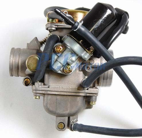 O on Go Kart Carburetor Diagram
