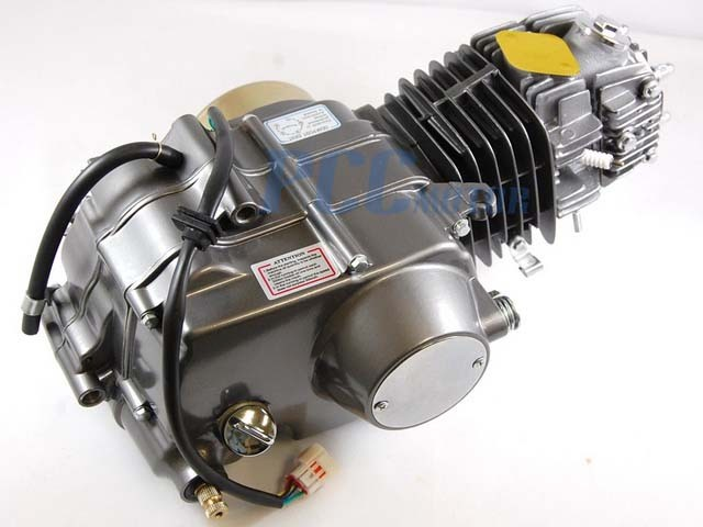 125cc Atv Pit Dirt Bike Motor Engine Xr50 Crf50 Xr70 Crf70 125 125z