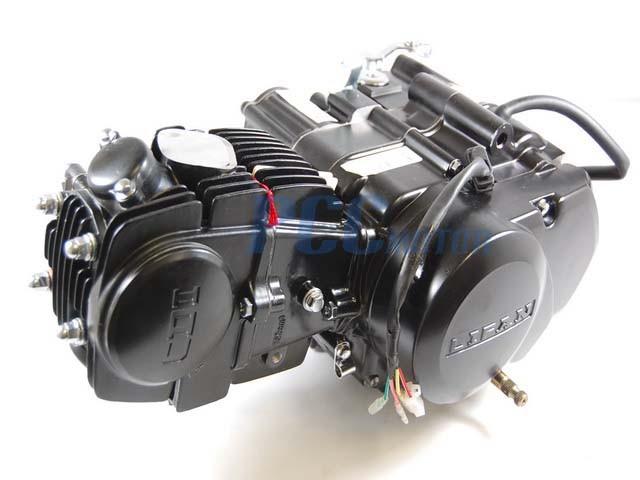 LIFAN 150CC 4 SPEED MANUAL ENGINE OIL COOLED CARBURETOR CDI PIT BIKE ...