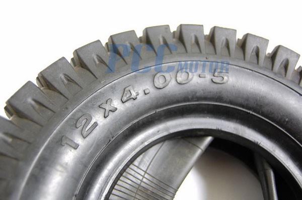12 X 4 00 5 Tires Honda Qa50 Qa 50 Mini Bike Tr19