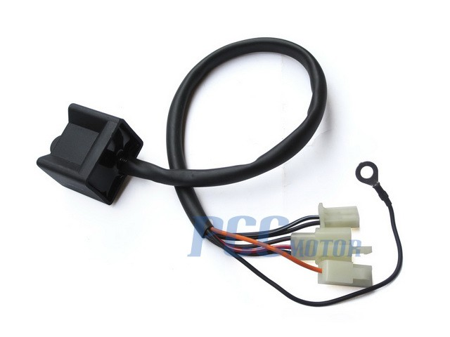 for yamaha pw80 pw 80 cdi control unit ignition coil 7 wires h cd12 rh ebay co uk