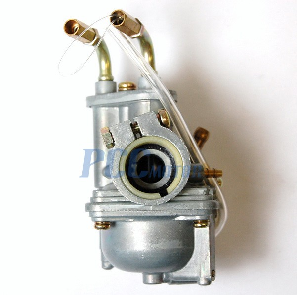 Carburetor And Throttle Cable For Yamaha Pw50 Qt50 Carb Y Zinger I