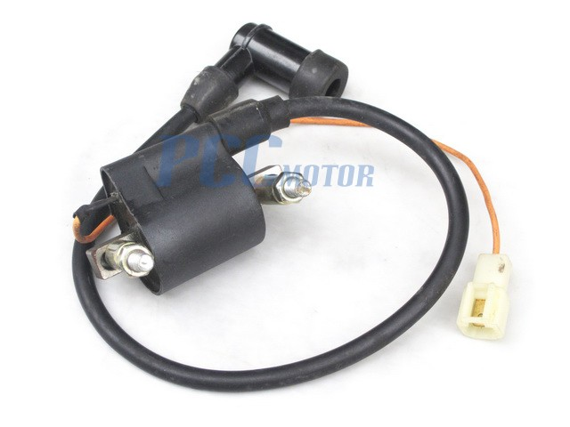 YAMAHA PW80 PW 80 IGNITION COIL PLUG ASSEMBLY NEW CO10