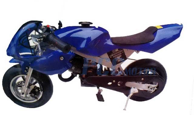 49cc super pocket bikes - How is salt water taffy made on