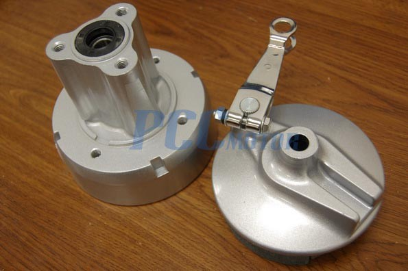 FOR MONKEY Z50 Z50J Z50R REAR WHEEL NON OEM HUB DRUM BRAKE V HU02