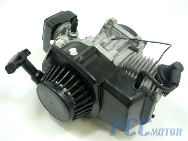 cc stroke engine motor pocket mini bike scooter atv h en 49cc pull start 2 stroke engine