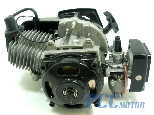 motor pocket bike 49cc 2 stroke engine diagram