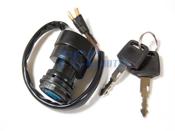 2 wire ignition key switch yfs200 blaster 1988 90 92 93 94 ... 1988 yamaha blaster ignition wiring 1988 jeep wrangler ignition wiring schematic