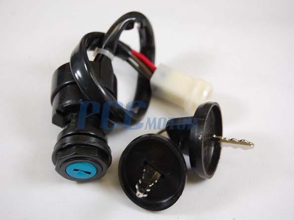 Ignition Key Switch YAMAHA BIG BEAR 350 YFM350 4x4 1990-1994 NEW ATV I KS32