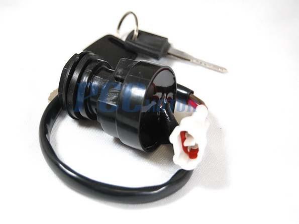 Ignition Key Switch Yamaha Raptor 660 YFM660 2001 2002 2003 2004 2005 ATV I KS33