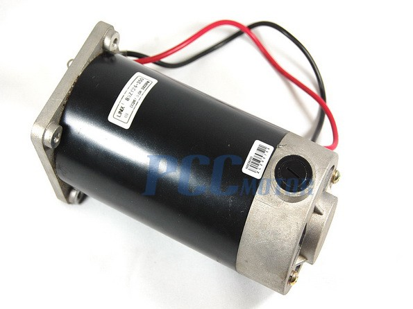 Details about 24V DC 350W Brushed Motor LawnMower Electric Mower 3300RPM  85ZY24-350 U ST10
