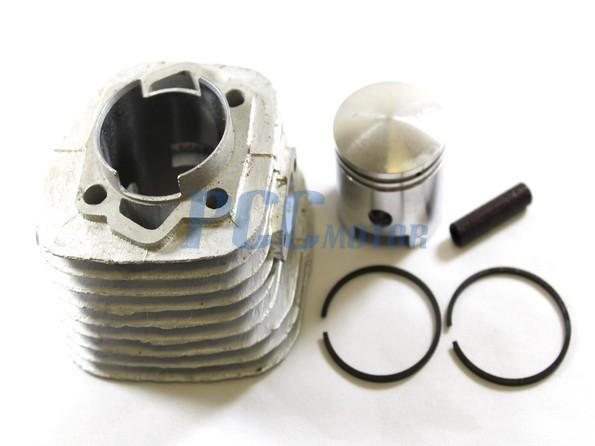 2X MUFFLER EXHAUST GASKETS FOR 80CC MOTOR BICYCLE ENGINE BIKE 9 MG03
