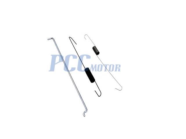 Details about Honda GX200 GX160 GX140 Governor Spring Link Rod & Rod Spring  Set I CS07