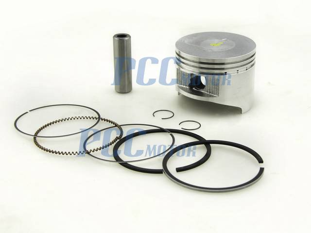 NEW PISTON KIT for Honda GX620 GX 620 20HP ENGINE RINGS PIN CLIP H PK20