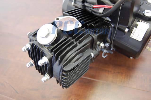 125cc Semi Auto Engine Motor W Reverse Atv Quad Go Kart 3