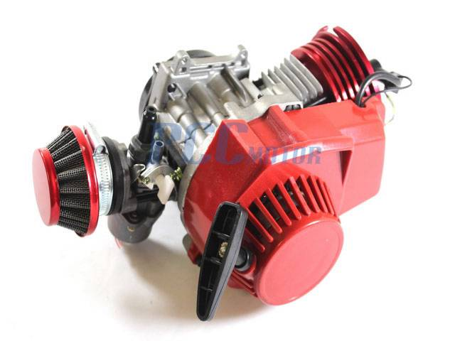 49CC 2-STROKE HIGH PERFORMANCE STAGE 3 ENGINE MOTOR POCKET MINI BIKE ATV