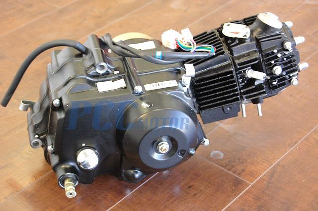 Details about 110CC SEMI AUTO ENGINE MOTOR CHINESE ATV PIT DIRT BIKE H  EN14-BASIC