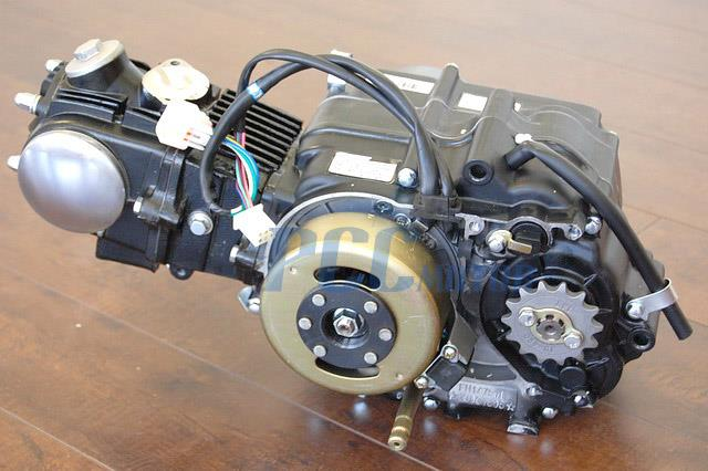Semi Auto 70cc Motor Engine For Honda Crf50 Xr50 Z 50 Sdg Ssr Bike U