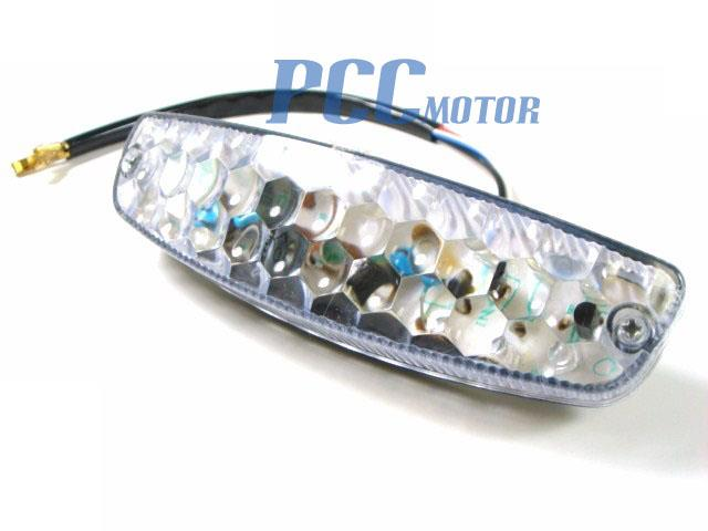 atv red tail brake light bulb lens 50 70 90 110cc lt01 chinese atv wiring diagrams 5 wire