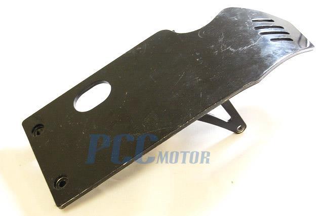 HEAVY DUTY STEEL SKIDPLATE PIT BIKE XR50 CRF50 110 125 P SP08