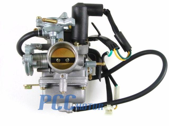 30mm honda helix cn 250 cn250 250cc carburetor moped. Black Bedroom Furniture Sets. Home Design Ideas