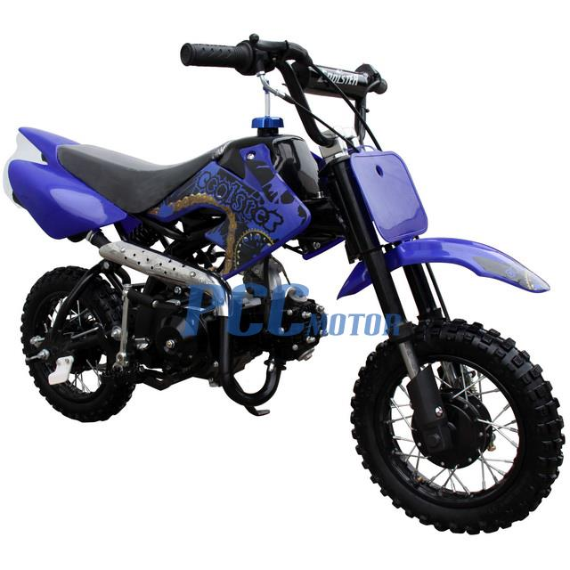 Free Shipping Coolster New 70cc Kids 4 Stroke Crf Style