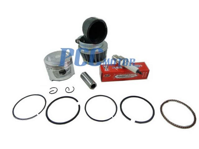 CYLINDER PISTON GASKET TOP END KIT SET FOR POLARIS 1999-2012 RANGER 500 M CK32