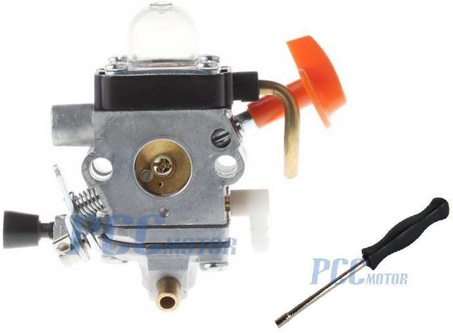 Carburetor Stihl MM55 MM55C Tiller Trimmer 4601-120-0600 Zama C1Q-S202A P TCA29
