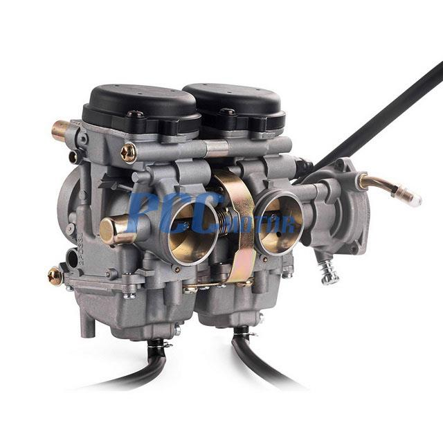 New Carburetor For 2001