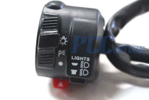 6 3 Pins Atv Quad Scooter Moped Gy6 Ignition Kill Switch