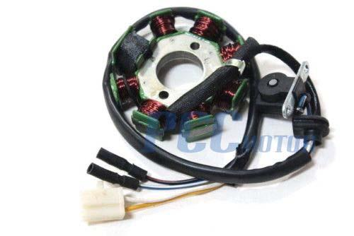 8 pole stator wiring gy6 8 coil stator wiring diagram