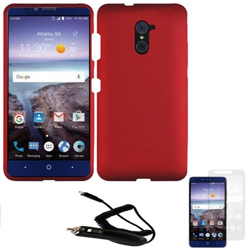 Phone Case For Straight Talk Zte Max Duo 4g Lte Hard Cover