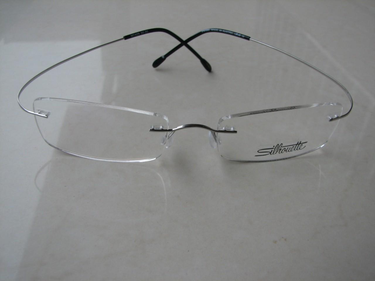 VENDO] Silhouette Montura Gafas Titanio