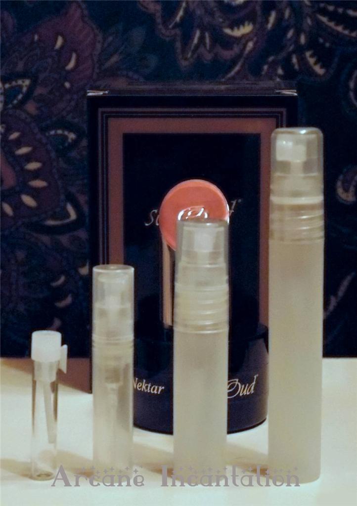 Image 0 of SoOud Kanz Parfum Nektar Samples