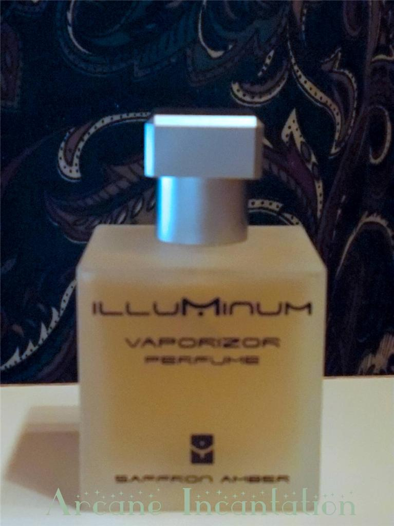 Image 0 of Illuminum Saffron Amber Eau de Parfum 100ml/3.4oz NWOB