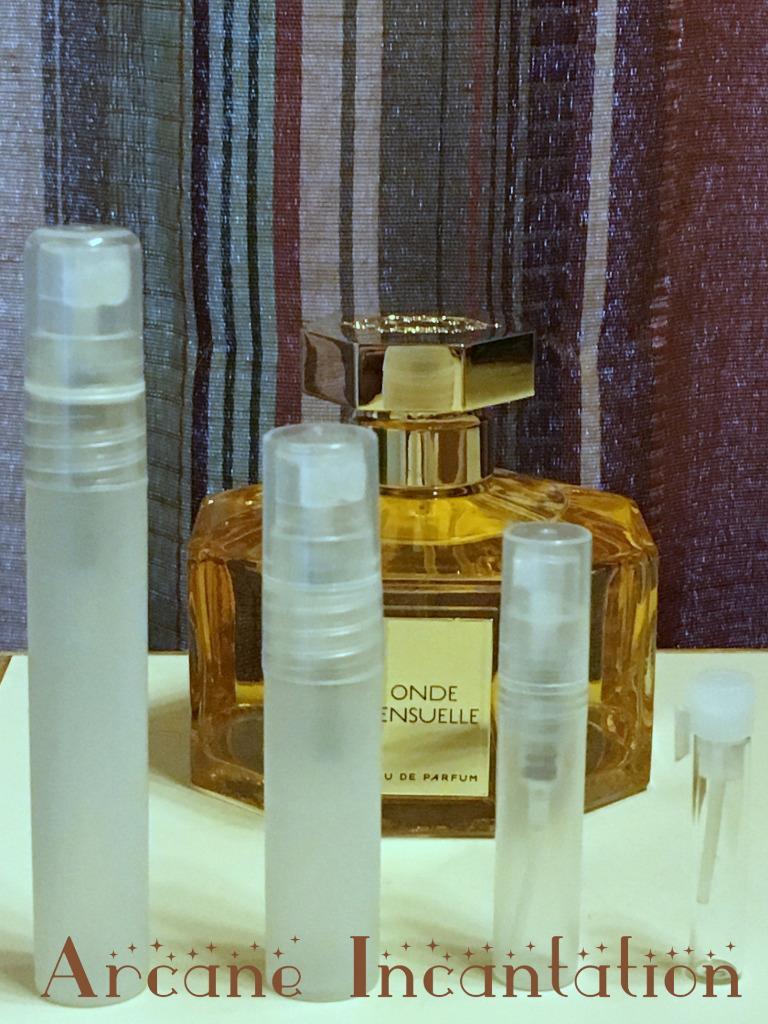 Image 0 of L'Artisan Explosions d'Emotions Onde Sensuelle Eau de Parfum Samples