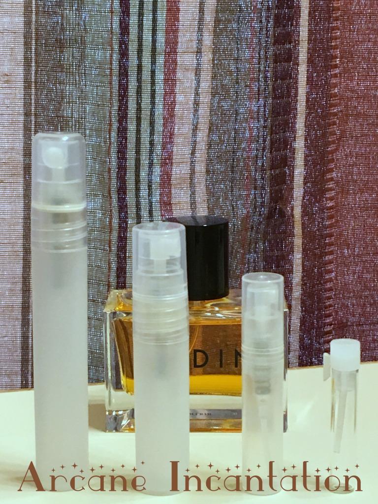 Image 0 of Rodin Olio Lusso Rodin Pure Parfum Samples