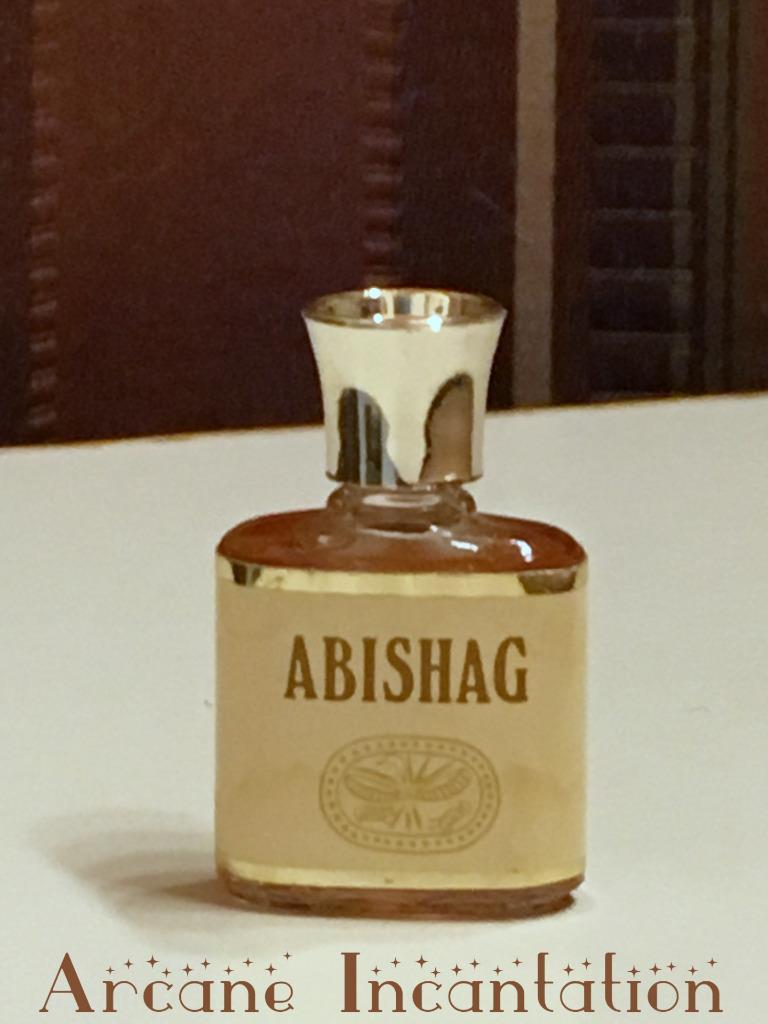 Image 0 of Vintage Abishag MicroMini Eau de Parfum 2.5ml/.08oz Ultra Rare (Discontinued)