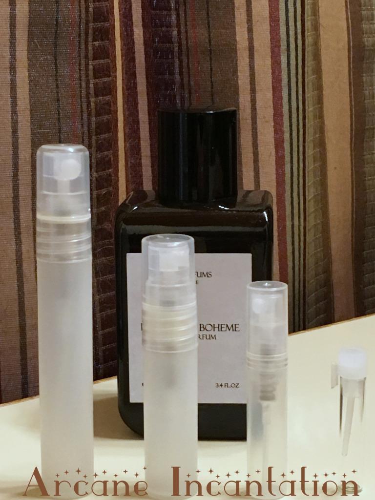 Image 0 of Laurent Mazzone - LM Parfums Patchouly Boheme Eau de Parfum Samples