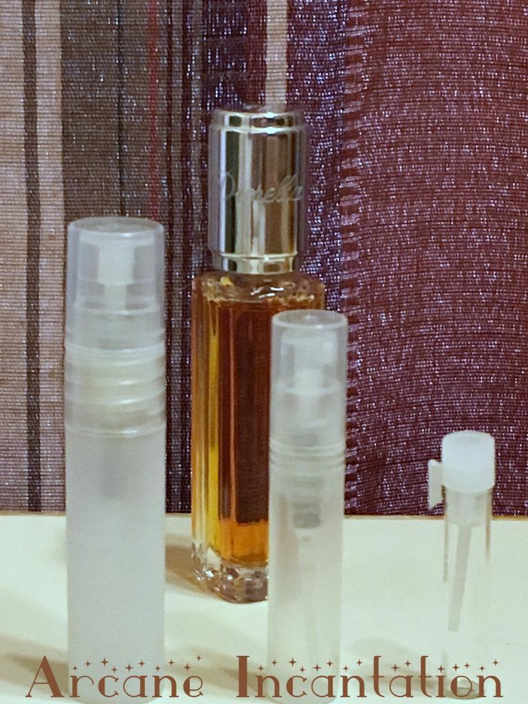 Image 0 of Vintage Christian Dior Diorella Pure Parfum Samples (RARE Original Formulation)